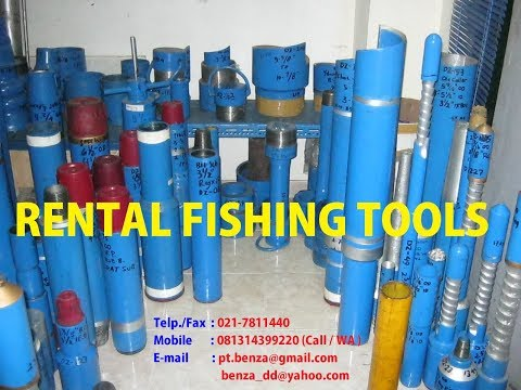 Rental Fishing Tools
