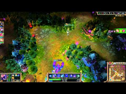 League of Legends Let's Play [1080p HD] - Skarner Junglein - Ep. 5