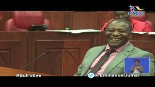 Kazungu is back... and his Kizungu tickles MPs || Bull's Eye
