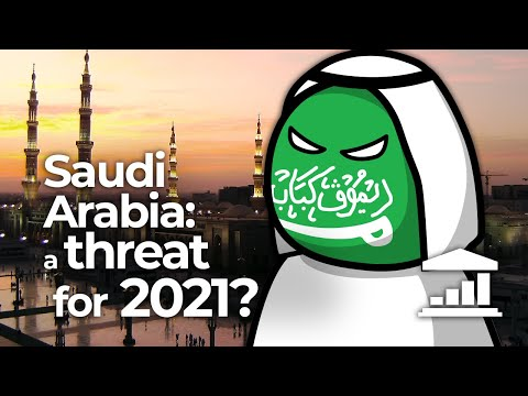 Why is Saudi SAUDI ARABIA going to WORRY US this decade? - VisualPolitik EN