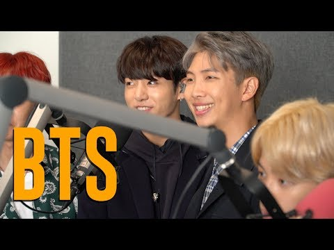 BTS Talks Mic Drop Remix, AMAS & More!