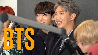 BTS Talks 'Mic Drop' Remix, AMAS & More! MP3