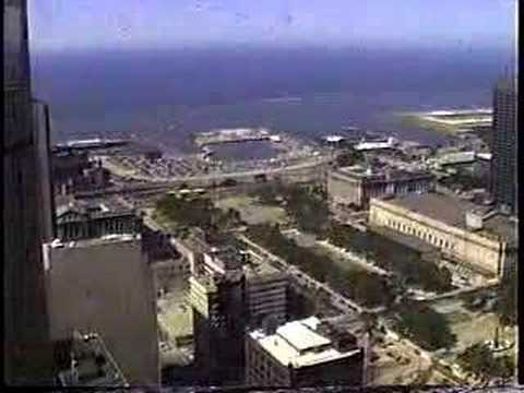 Terminal Tower & Cleveland, OH  (1989)