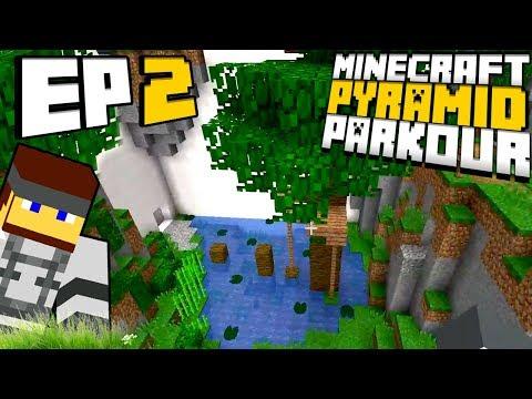 Minecraft: PARKOUR PYRAMID - EP.2