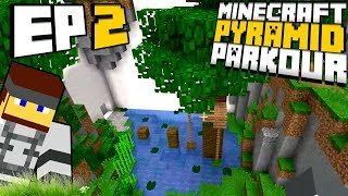 Minecraft: PARKOUR PYRAMID - EP.2