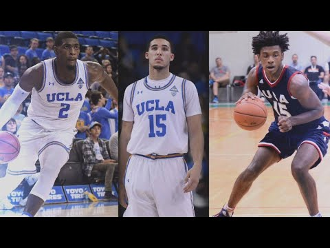 3 UCLA Basketball Stars Busted For Shoplifting Louis Vuitton Sunglasses in China
