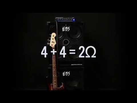 Reidmar502 - 2-ohm bass amplifier