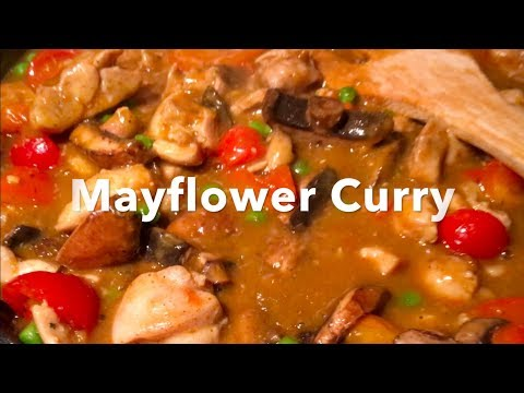 Mayflower Curry On Slimming World~a Small Batch Cook