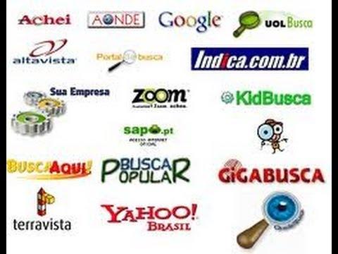 Como Anunciar em + de 350 Motores de Busca GRATUITAMENTE! Google, Yahoo, Bing e Muito Mais!