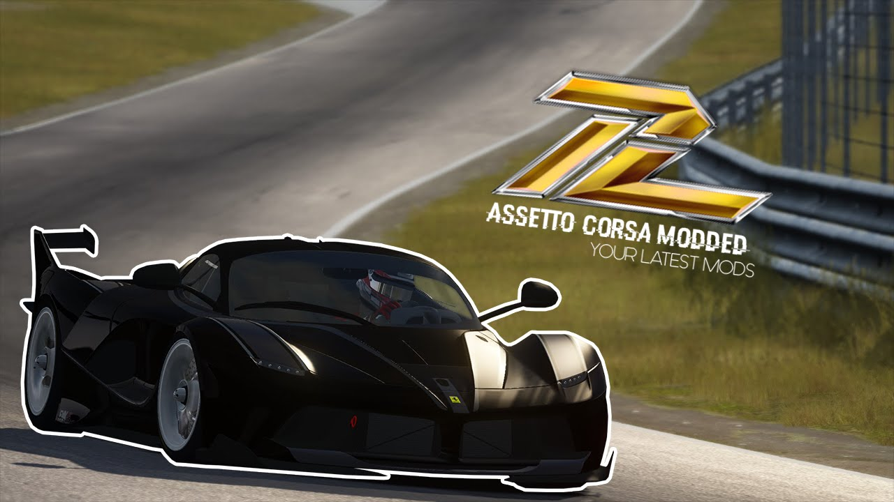 assetto corsa - ferrari fxx t + download - youtube