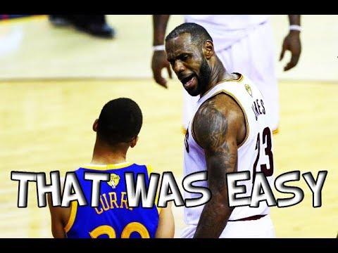"""NBA """"Mismatch"""" Moments"""