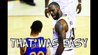 "NBA ""Mismatch"" Moments"