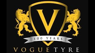 Vogue Tyre 100 Year Anniversary Exclusive
