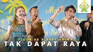 Download lagu Floor 88 & Baby Shima - Tak Dapat Raya Live (Jom Iftar Jom)