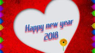 Happy new year 2018 whatsapp status happy new year