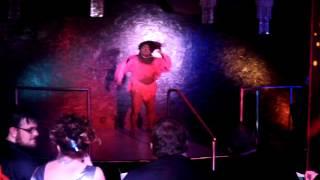 Andrea Carlisle (Choc O Late) Raining Boots with tha Fur-Men