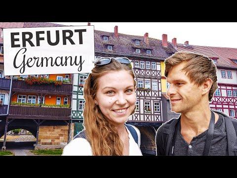 Erfurt, Germany: Exploring Thuringia's Biggest City [Travel Guide]