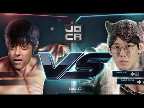 JDCR (Armor King) vs Rip (Law) - S4 Tekken 7  
