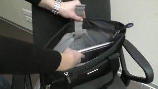 Обзор женской сумки для ноутбука WENGER (артикул: 72992208)