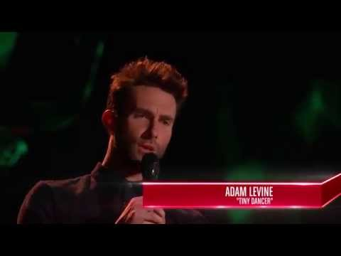 Adam Levine Blind Audition from The Voice 2015