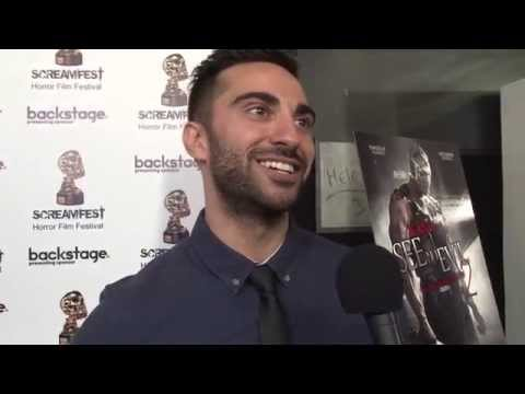 See No Evil 2: Lee Majdoub Exclusive Premiere Interview