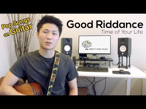 Good Riddance   Green Day   Learn to Play   Video   Guitar Lesson