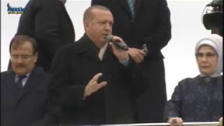 Cumhurbaşkanı Recep Tayyip ERDOĞAN Bursa İl Kadın Kolları Kongresi