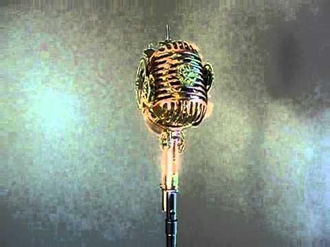 Custom Steampunk Microphone W Led Kit Youtube