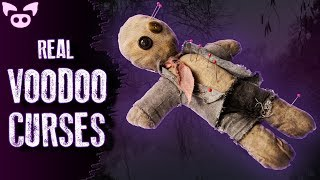 Scary Real Life Cases of Voodoo Curses