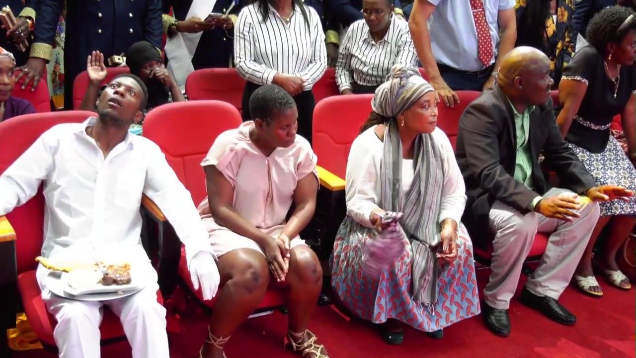 Image result for pastor lukau resurrection
