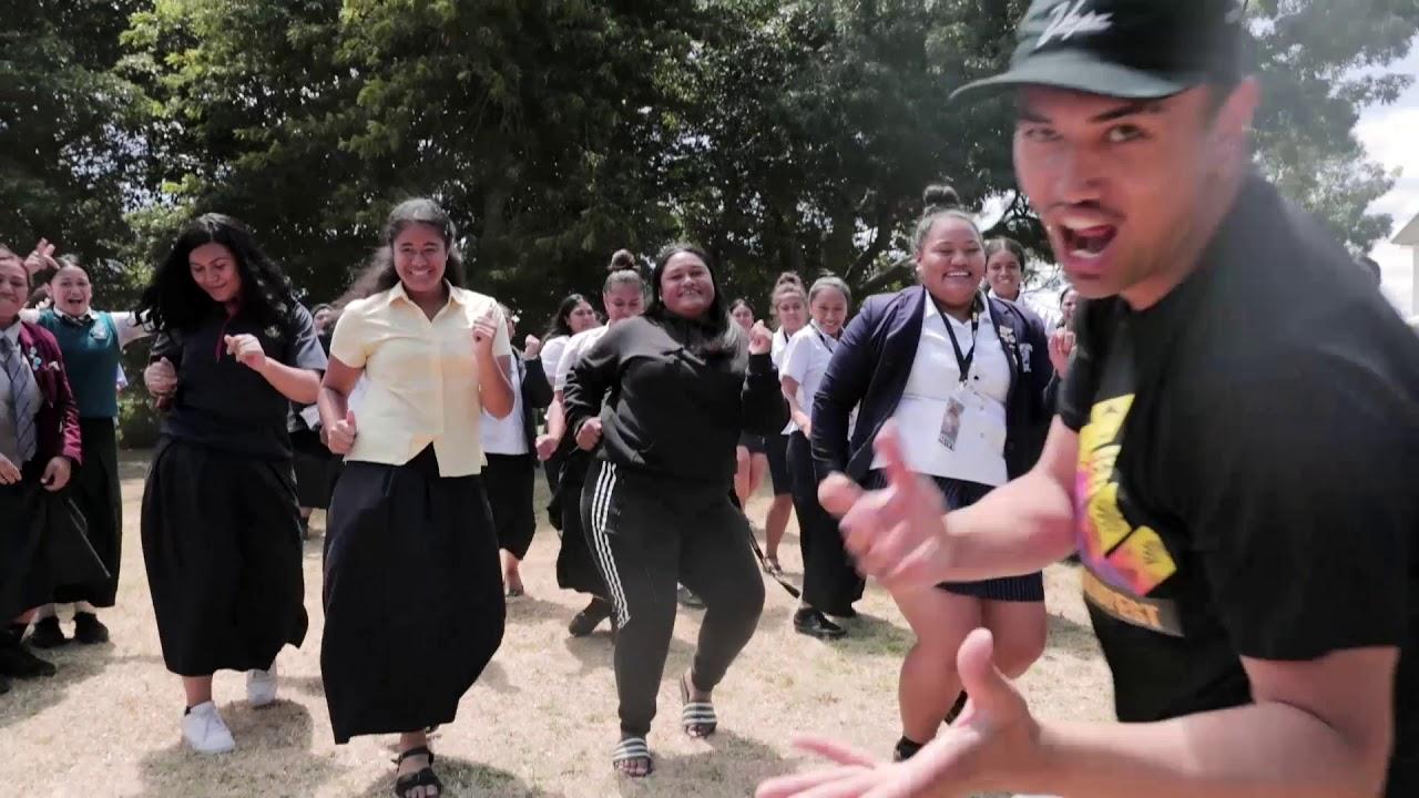 ASB Polyfest Dance Challenge 2020
