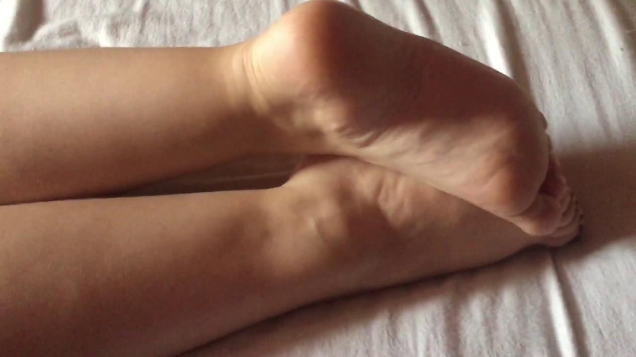 Morning feet