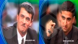 De Gelsin 2001 I Vuqar Qobulu & Elnur Yasamalli (25.04.2001) (Orjinal Versiya) 1/8 final