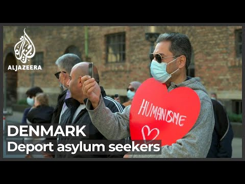 Danish parliament approves law to deport asylum seekers