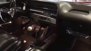 1963 Chevrolet Impala SS 409 4 Speed