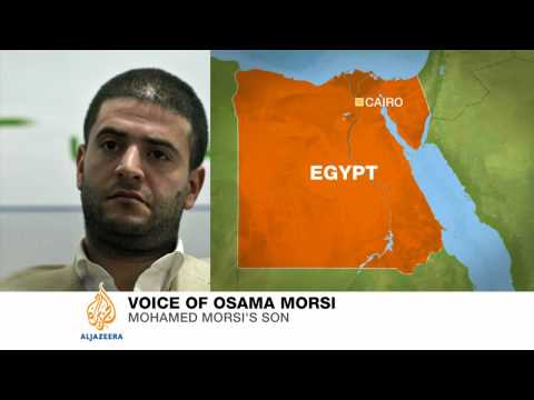 Morsi defiant as trial adjourned in Egypt