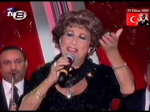TV8 Müzeyyen Senar 29 Ekim 2005 Arşiv