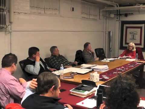 Ti Town Board  12-11-14
