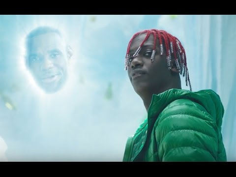 FUNNY New LeBron James Sprite Commercial with Lil Yachty 2016