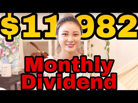 DIVIDEND INVESTING: ROBINHOOD CHALLENGE For Monthly Passive Income [WEEK 5] | Cherry Tung