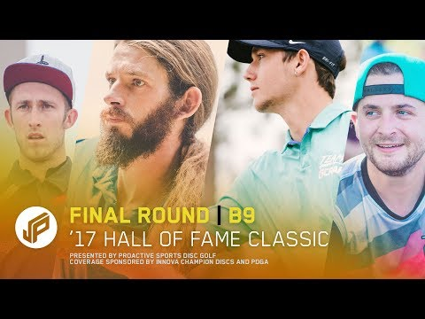 2017 Hall of Fame Classic | Final Round, Back 9 | Wysocki, Owens, Conrad, Turner