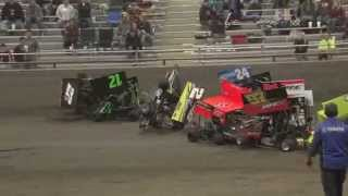 Red Bluff Outlaws :: Box Stock Highlights 11-8-14