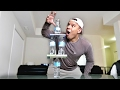 IMPOSSIBLE WATER BOTTLE FLIP TRICK SHOTS!! *RECORD BREAKING*