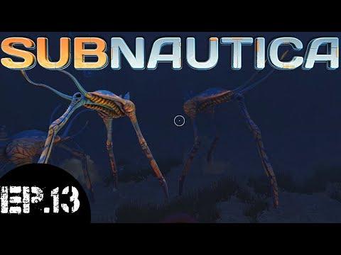 Subnautica - EP.13 : Cristal d'Oxyde d'Aluminium et Sea Treader