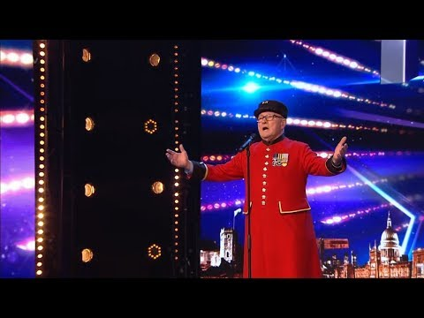 Britain's Got Talent 2019 Colin Thackery's Emotional Performance Full Audition S13E06