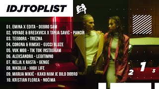 DA LI TANJA, VOYAGE I BRESKVICA IMAJU HIT GODINE? | IDJTOPLIST | powered by MOZZART