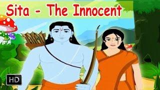 Sita, The Innocent - Short Story from Ramayana - Kids Stories