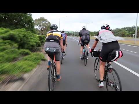 Tour Down Under 2017 Pilgrimage - Day One (Melbourne To Naracoorte 457km)