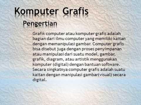 Animasi dan komputer grafis iis irpan youtube animasi dan komputer grafis iis irpan ccuart Gallery