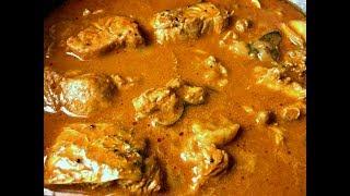 Sri Lankan Style Fish Curry | Kayal Meen Kuzhambu | Grey Mullet Spicy Curry